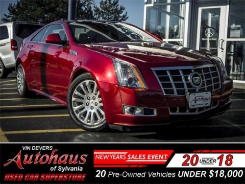 Used Cadillac CTS Performance