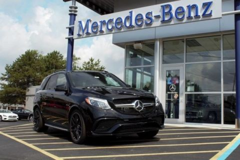 New Mercedes-Benz GLE 63 AMG®