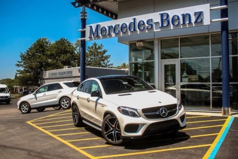 New 2018 Mercedes-Benz GLE GLE  43 AMG® Coupe