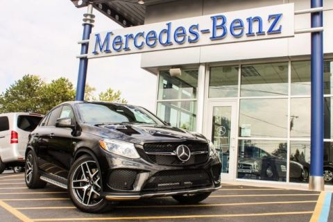 New Mercedes-Benz GLE GLE  43 AMG®