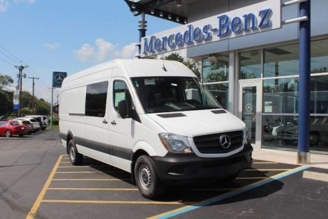 New Mercedes-Benz Sprinter 2500 Crew  170 WB