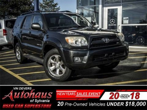 Used Toyota 4Runner Limited