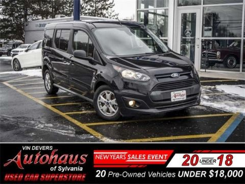 Used Ford Transit Connect XLT