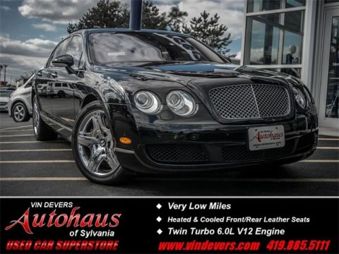 Used Bentley Continental Flying Spur Base