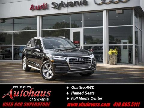 Certified Pre-Owned 2018 Audi Q5