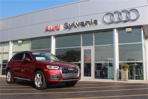 Pre-Owned 2018 Audi SQ5 4D Sport Utility in Sylvania #6526