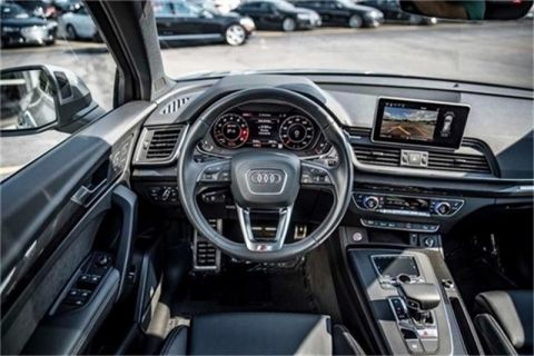Certified Pre-Owned 2018 Audi SQ5 3.0T Prestige