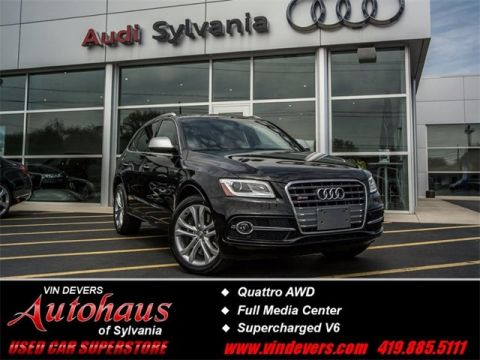 Certified Used Audi SQ5