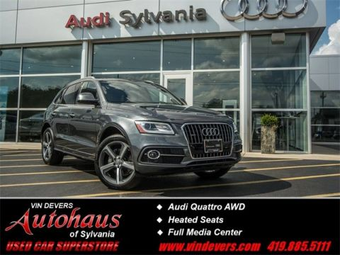 Certified Used Audi Q5