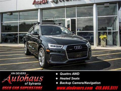 Certified Pre-Owned 2017 Audi Q3