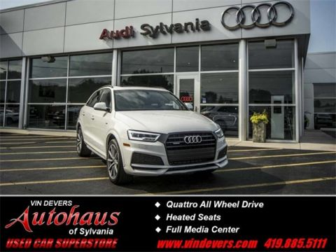 Certified Pre-Owned 2018 Audi Q3