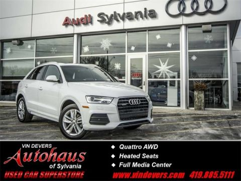 Certified Used Audi Q3 2.0T Premium Plus
