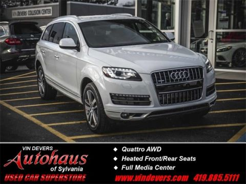 Certified Pre-Owned 2015 Audi Q7 3.0 TDI Premium Plus