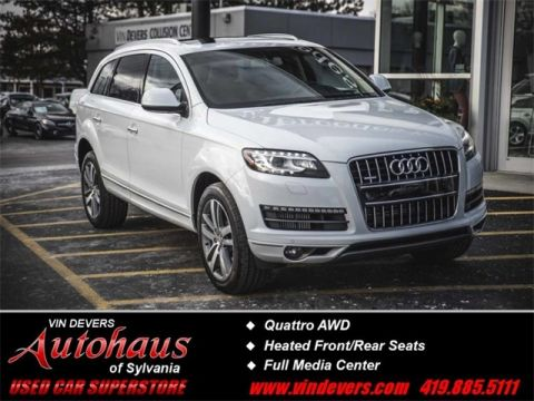 Certified Pre-Owned 2015 Audi Q7