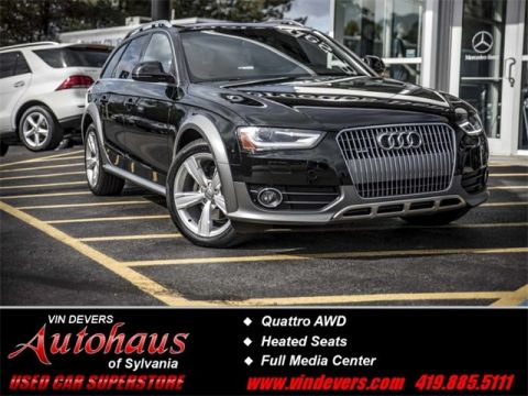 Certified Pre-Owned 2016 Audi allroad 2.0T Premium Plus