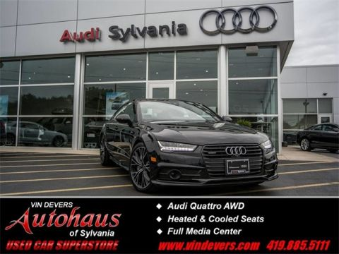 Certified Pre-Owned 2016 Audi A7