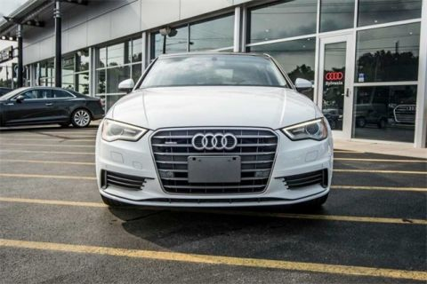 Certified Pre-Owned 2016 Audi A3