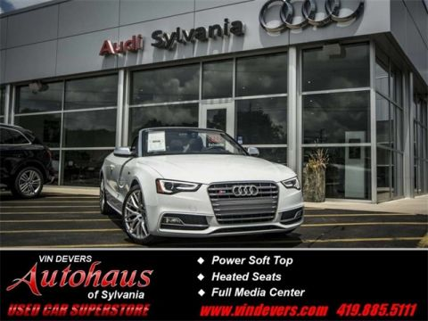 Certified Pre-Owned 2016 Audi S5