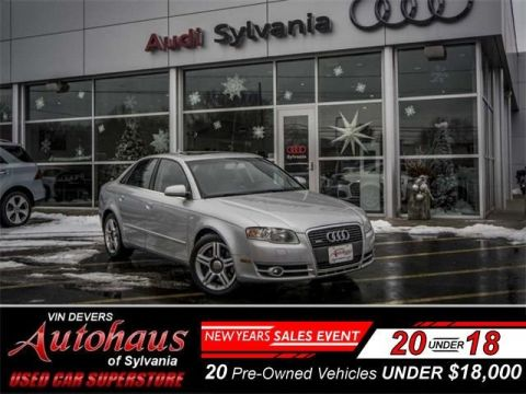 Used Audi A4 2.0T