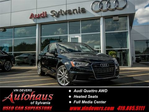 Certified Used Audi A3