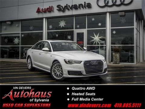 Certified Used Audi A6 3.0T Premium Plus