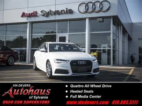 Certified Pre-Owned 2018 Audi A6 3.0