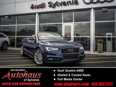 Certified Used Audi A5 2.0T Premium Plus