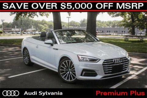 Audi Convertibles For Sale In Sylvania OH Vin Devers Autohaus - Audi convertible for sale