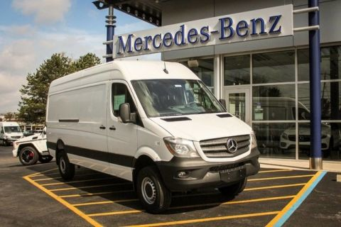 New 2018 Mercedes-Benz Sprinter 2500 Cargo  170 WB