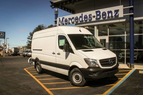 New 2017 Mercedes-Benz Sprinter 2500 Cargo  144 WB