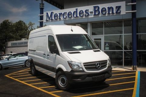 New 2018 Mercedes-Benz Sprinter 2500 Cargo  144 WB