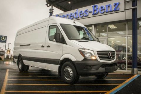 New 2017 Mercedes-Benz Sprinter 3500 Cargo  170.3 in WB