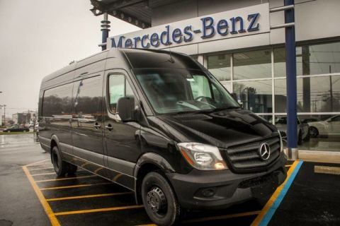 New Mercedes-Benz Sprinter 3500 Cargo  170 WB