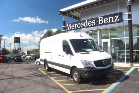 New 2018 Mercedes-Benz Sprinter 3500 Cargo  170 WB