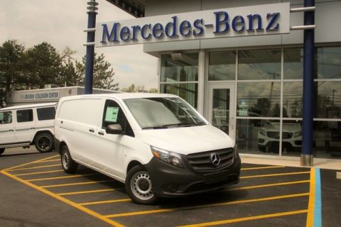New 2018 Mercedes-Benz Metris