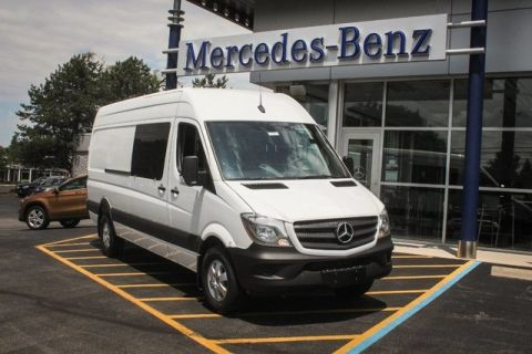 New 2018 Mercedes-Benz Sprinter 2500 Crew  170 WB