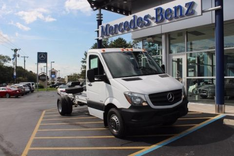 New Mercedes-Benz Sprinter 3500