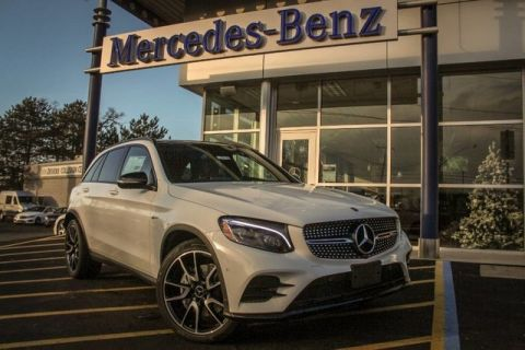 New Mercedes-Benz GLC GLC  43 AMG®