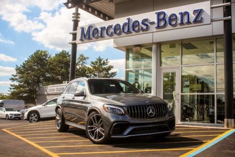New 2018 Mercedes-Benz GLC GLC  63 AMG®