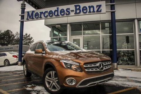 New Mercedes-Benz GLA GLA 250