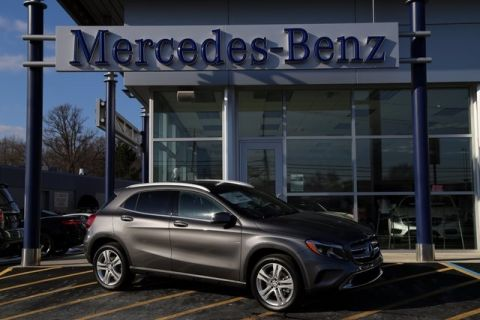 New 2017 Mercedes-Benz GLA GLA 250 AWD 4MATIC
