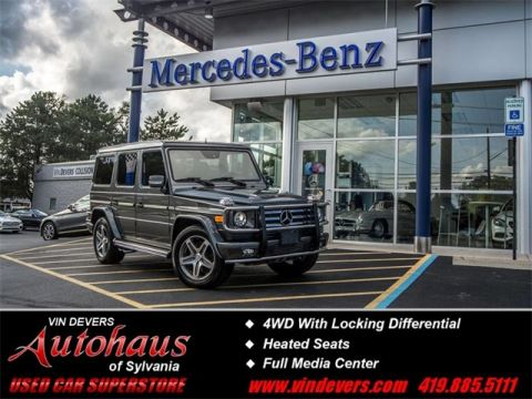 Used Mercedes-Benz G-Class G 55 AMG®