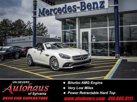 Certified Used Mercedes-Benz SLC SLC  43 AMG®