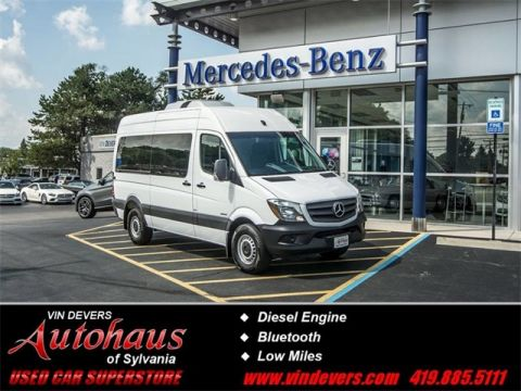 Used Mercedes-Benz Sprinter 2500 Passenger  144 WB