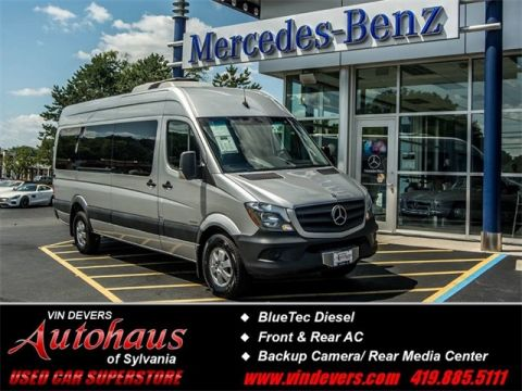 Used Mercedes-Benz Sprinter 2500 Passenger  170 WB