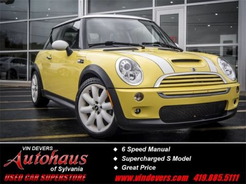 Used MINI Cooper S Base