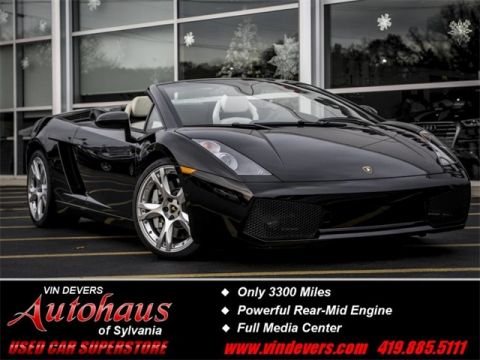Used Lamborghini Gallardo Base