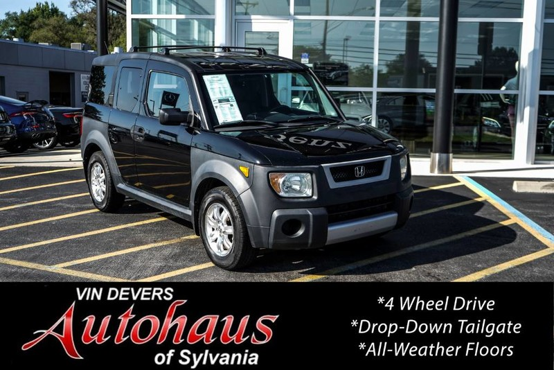 Pre-Owned 2006 Honda Element EX