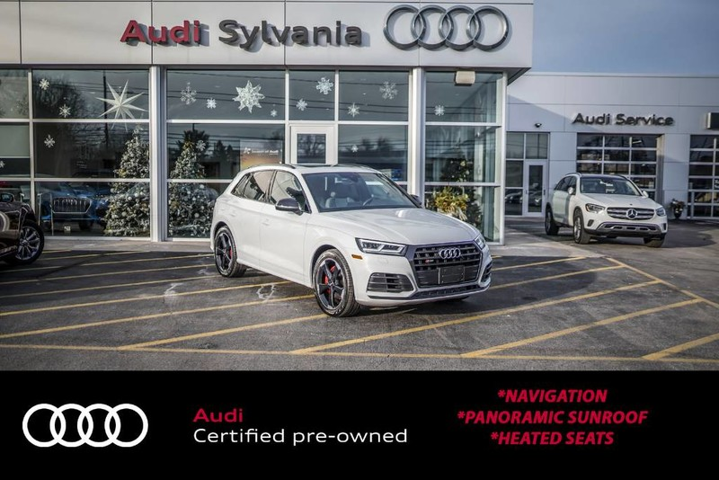 Certified Pre-Owned 2019 Audi SQ5 Premium Plus