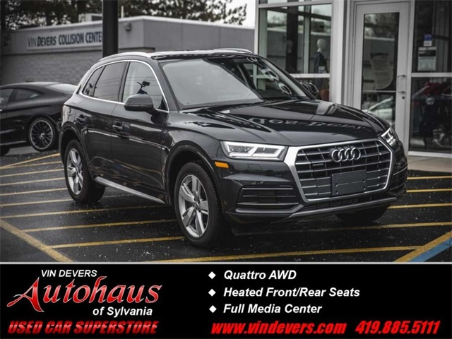 Certified Pre-Owned 2018 Audi Q5 2.0T Premium Plus